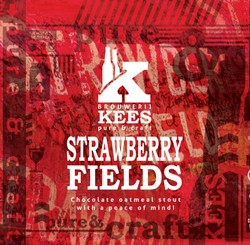 Kees Strawberry Fields 330 mL Bottle