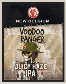 New Belgium Voodoo Ranger Juicy Haze IPA 12oz Can