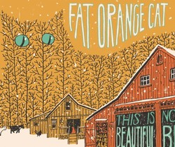 Fat Orange Cat This is Not My Beautiful Beer 16oz Can