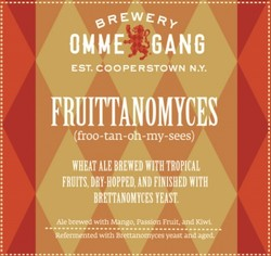 Ommegang Fruittanomyces 750ml