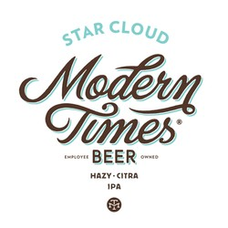 Modern Times Star Cloud 16oz Can