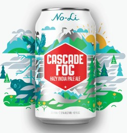 No-Li Cascade Fog 12oz Can