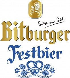 Bitburger Festbier 11.2oz Bottle