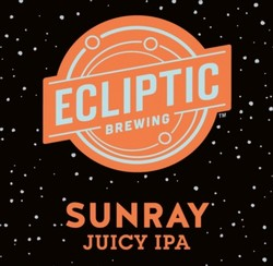 Ecliptic Sunray Juicy IPA 12oz Can