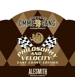 Ommegang w/ Alesmith Philosophy & Velocity 16oz Can