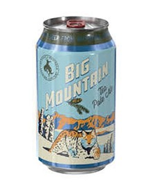 Big Mountain Tea Pale Ale