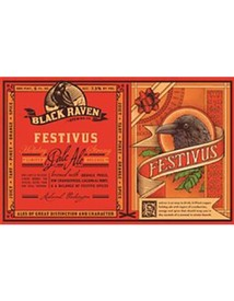 Black Raven Festivus Holiday Ale
