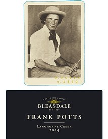 Bleasdale Frank Potts 2014
