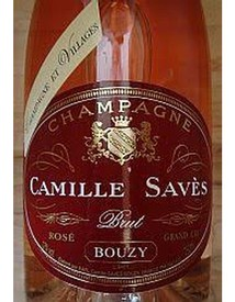 Camille Saves Rose Brut Grand Cru NV