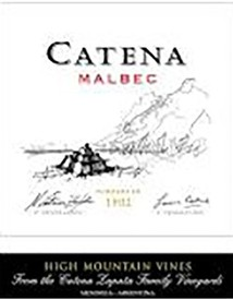 Catena Classic High Mountain Vines Malbec 2016