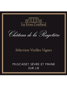 Chateau de la Ragotiere Muscadet Sur Lie Black Label 2018
