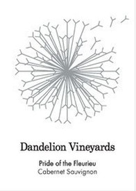 Dandelion Vineyards Pride of the Fleurieu Cabernet Sauvignon 2017