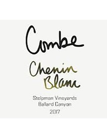 Stolpman Vineyards Combe Chenin Blanc 2017