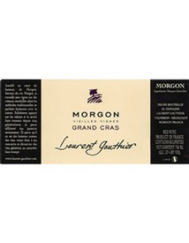 Domaine Laurent Gauthier Morgon Grand Cras 2016