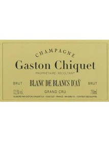 Gaston Chiquet Blanc de Blancs D'Ay Grand Cru 1.5L Image