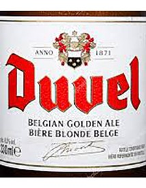 Duvel 750mL Bottle