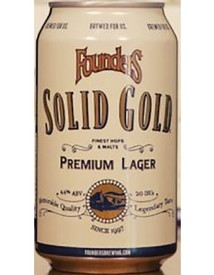 Founders Solid Gold Lager Image
