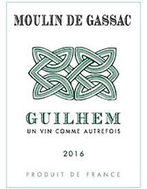 Moulin de Gassac Rouge Guilhem 2016