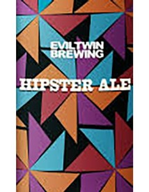 Evil Twin Hipster Pale Ale Image
