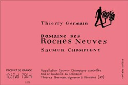 Thierry Germain Saumur Champigny Cuvee Domaine 2018