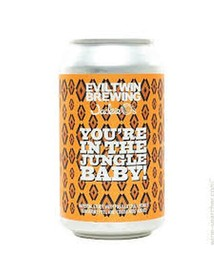 You're In The Jungle Baby Imperial Stout Image