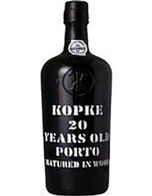 Kopke 20 Year Tawny Porto 750ml