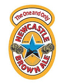 Newcastle Brown Ale 12oz Bottle