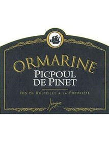 Ormarine Winery Picpoul de Pinet 2016