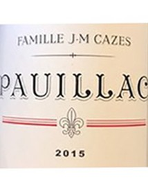 Pauillac de Lynch-Bages Rouge 2015