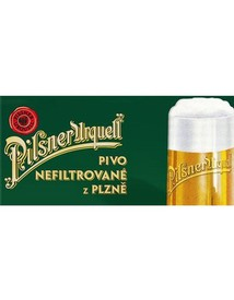 Pilsner Urquell 16oz Can