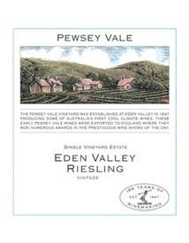 Pewsey Vale Dry Riesling 2017 Image