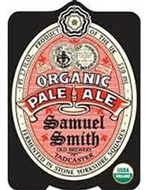 Samuel Smith Organic Pale Ale 18.7oz Bottle