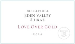 Love Over Gold Shiraz Mengler's Hill 2014