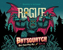 Rogue Batsquatch 12oz Can