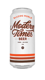 Modern Times Blazing Worlds 16oz Can