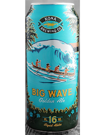 Kona Brewing Big Wave 16oz Can