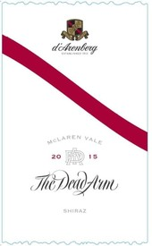 d'Arenberg The Dead Arm Shiraz 2015
